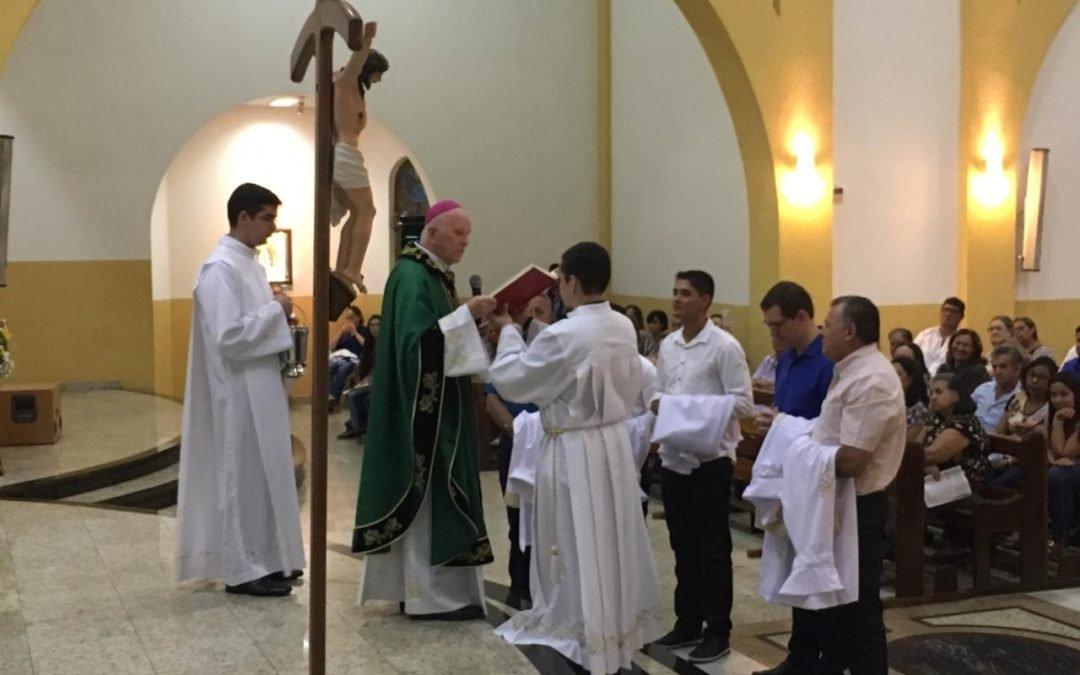 Paróquias de São Luís fazem o envio de novos ministros e agentes de pastoral