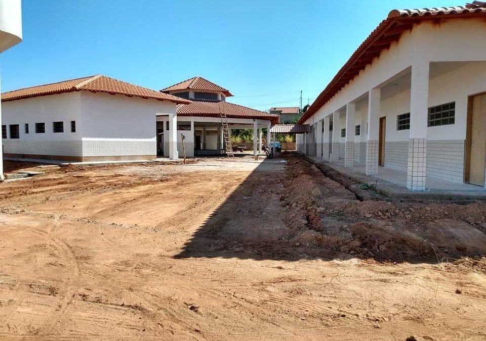 Escola militarizada em São Luís