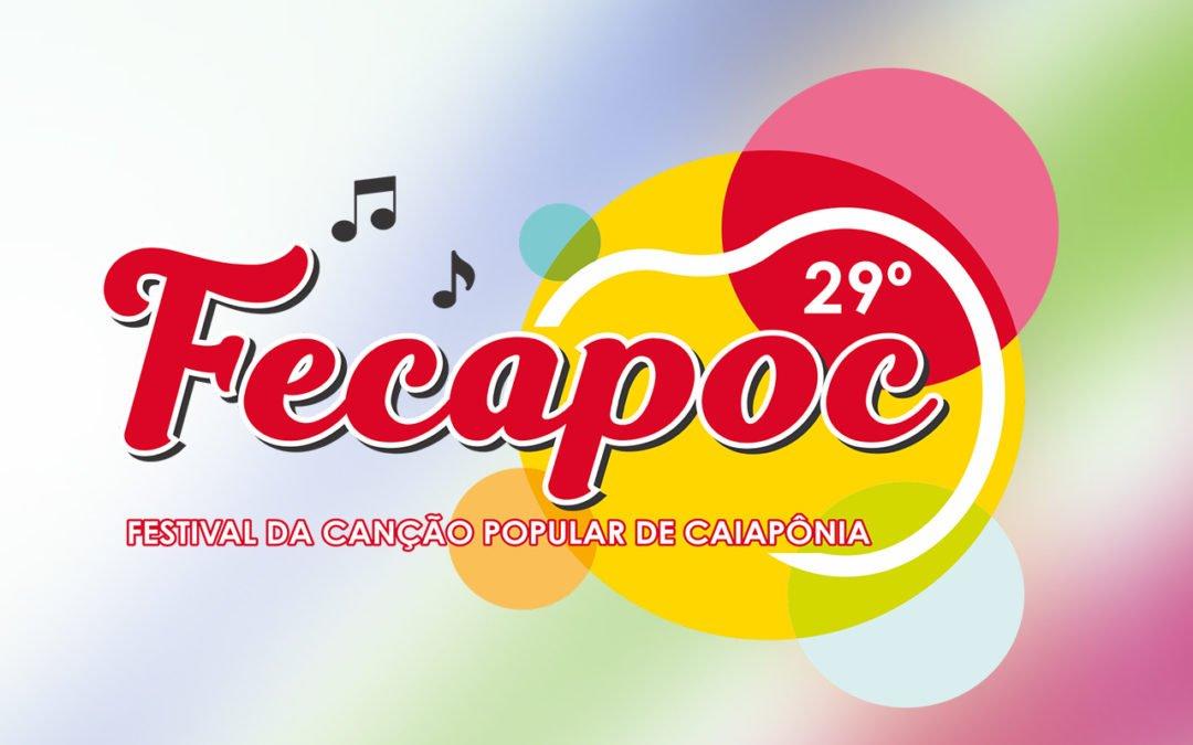 Continuam abertas as inscrições para o Fecapoc