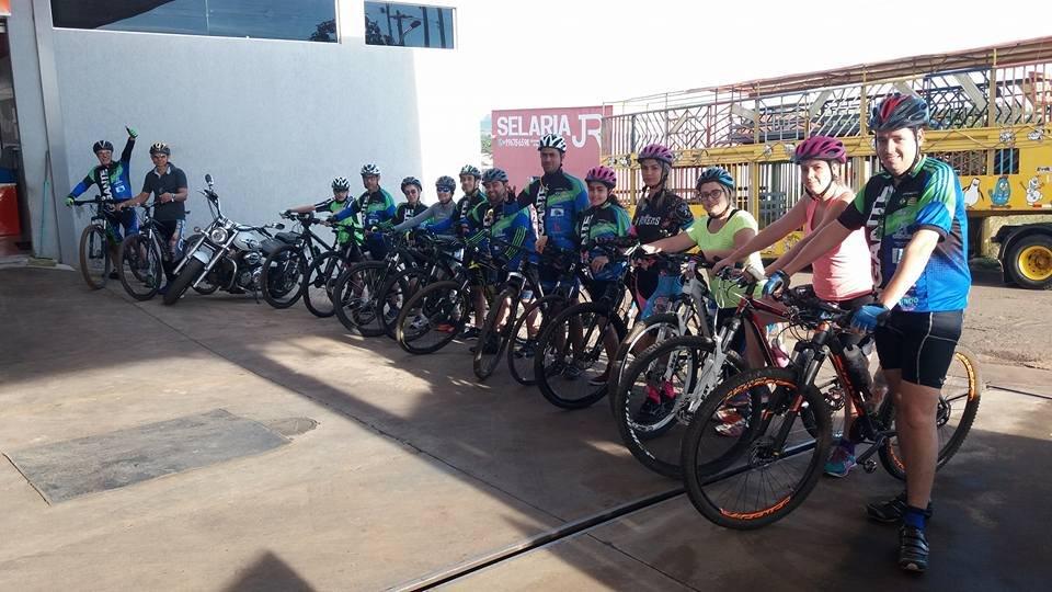 4º Passeio ciclístico de Caiapônia