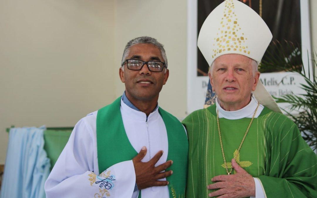 Padre Francisco Erivan é incardinado na Diocese