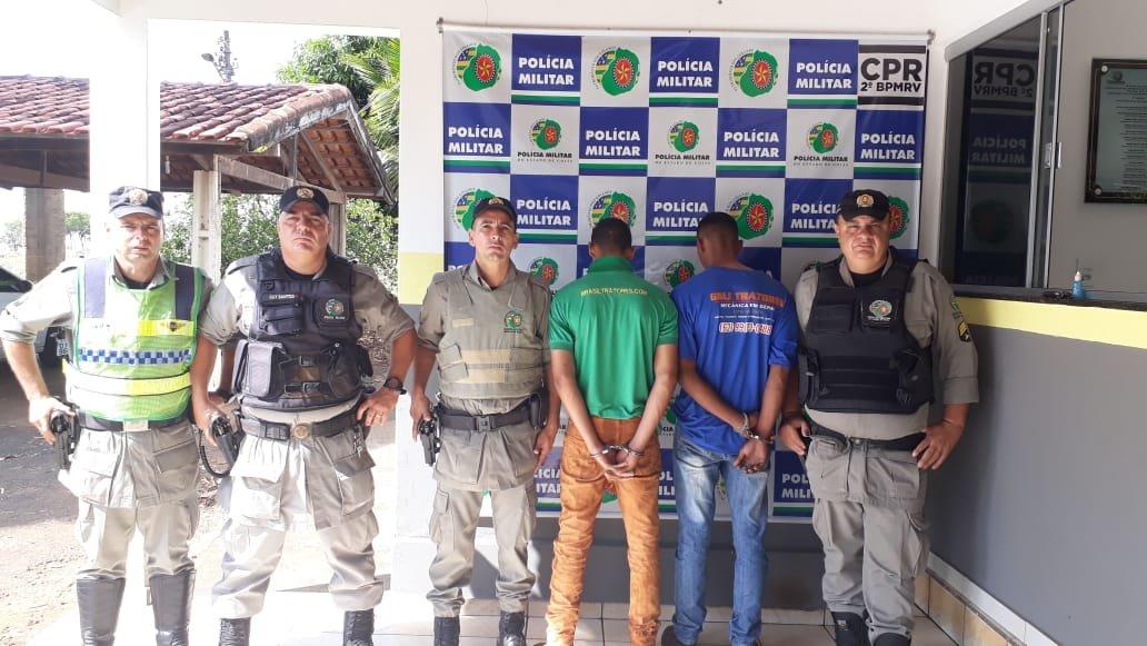 Policia Militar em ação: CPR/2°BPMRV apreende arma de fogo e munições em São Luís de Montes Belos