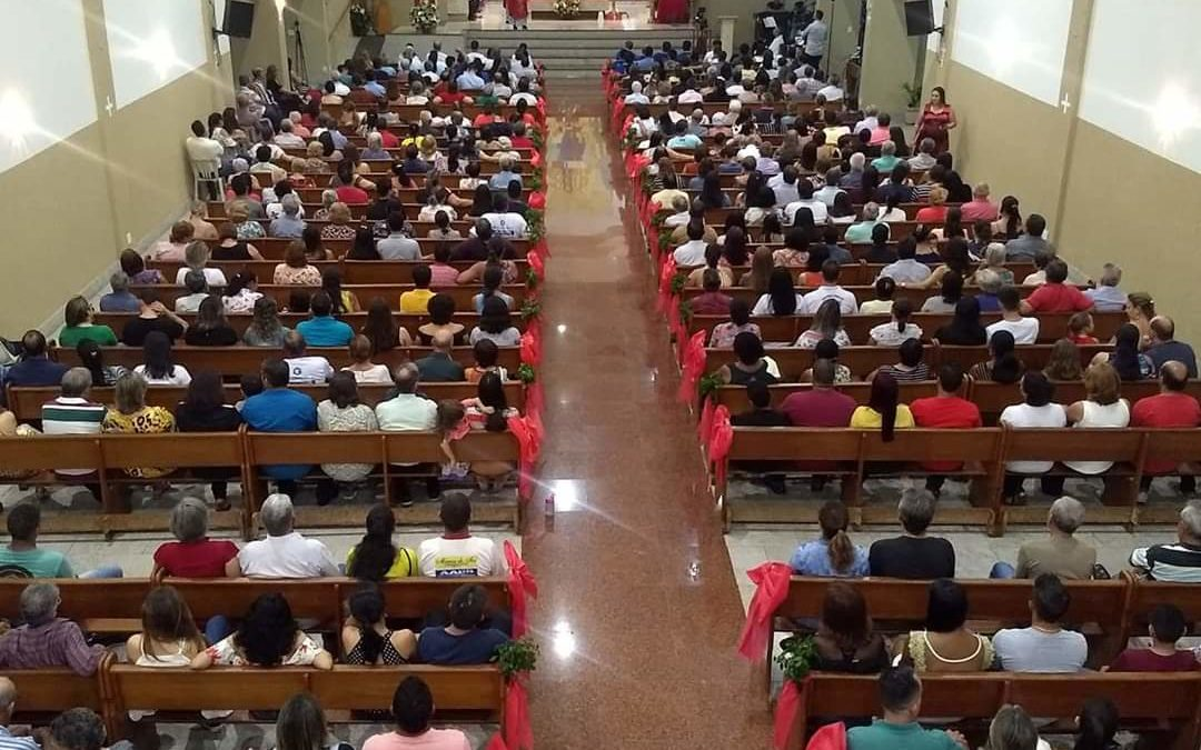 Paróquia São Sebastião, em Palmeiras de Goiás, celebra seu padroeiro