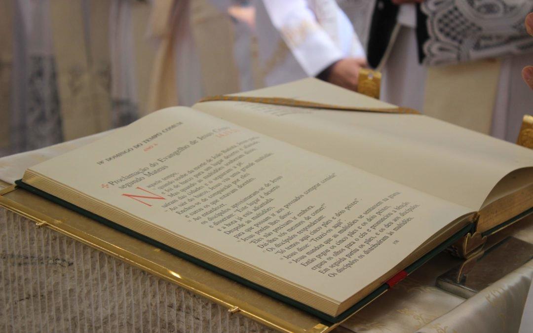 Orientações para o Domingo da Palavra de Deus e abertura do Ano Bíblico-Catequético