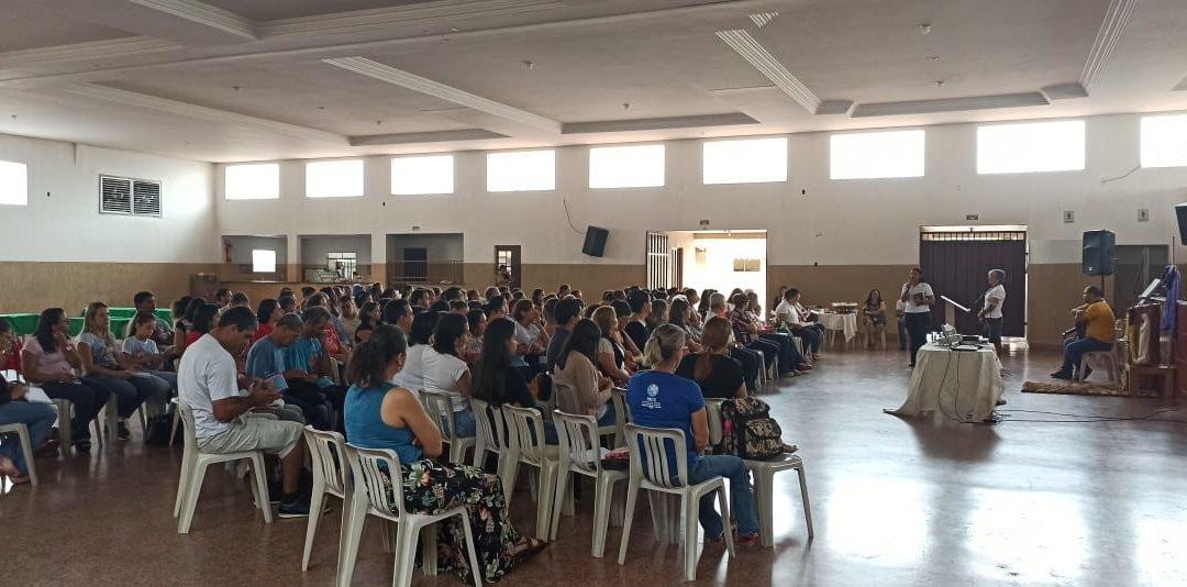 Região pastoral V realiza encontro de formação litúrgica