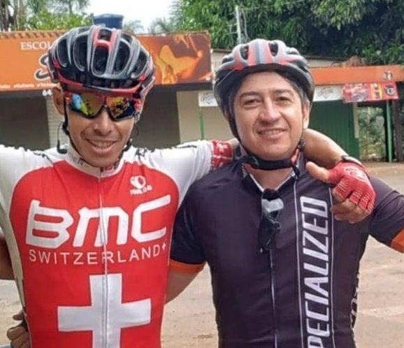 Ciclistas de São Luís aproveitam dias de folga para passeios