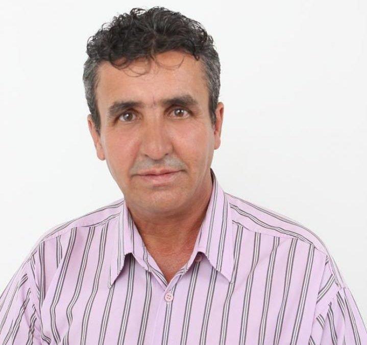 Vereador João Batista Peres (Calistão) renuncia o mandato