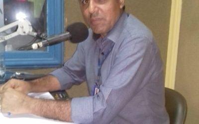 Coordenador Regional do Sebrae se dirige aos microempresários por meio da Rádio Vale da Serra
