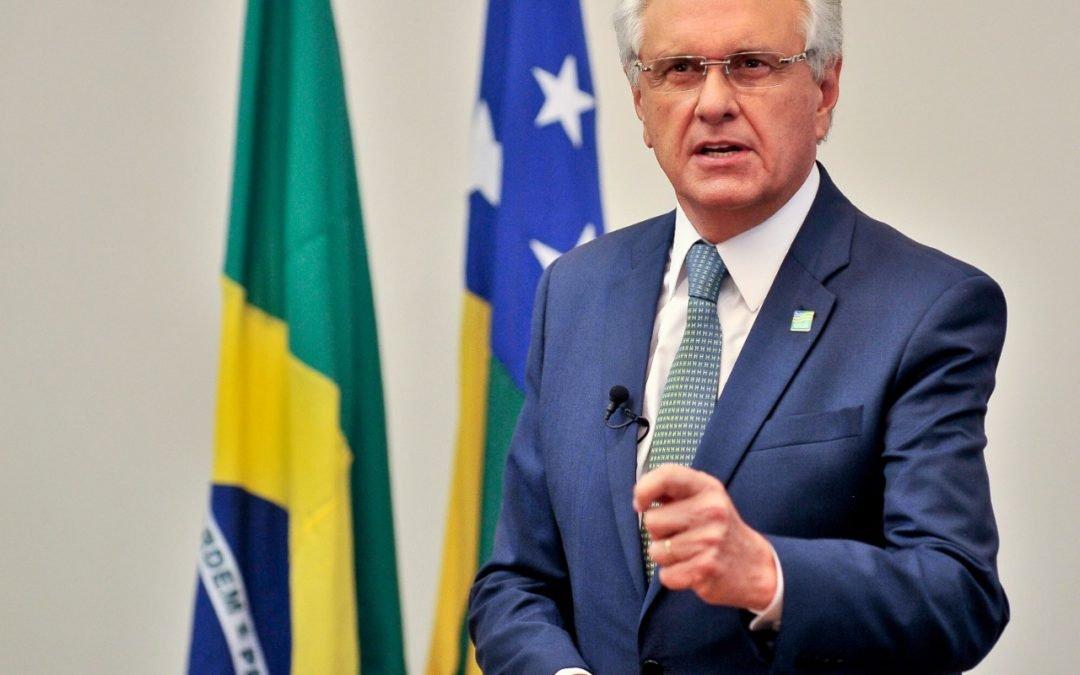 Novo decreto do governador Ronaldo Caiado restringe circulação em rodoviárias e aeroportos