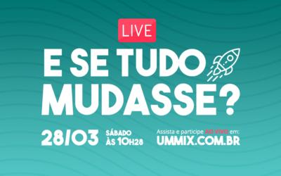 Sábado: Live gratuita sobre publicidade e empreendedorismo em tempos de pandemia
