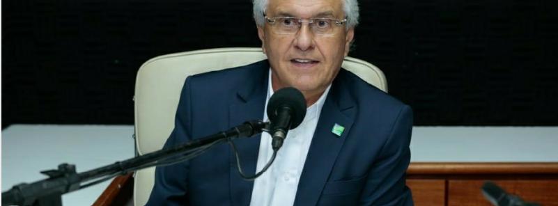 Em busca de acordo por decreto, Caiado se reúne com prefeitos na segunda-feira (18)