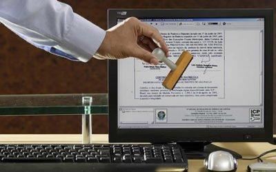 Cartórios do Brasil passam a fazer divórcios e escrituras de compra e venda de imóveis por videoconferência