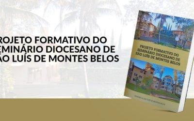 Diocese lança novo Projeto formativo do Seminário Diocesano