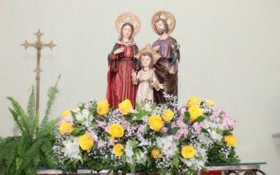 Paróquia de Indiara celebra semana nacional da família