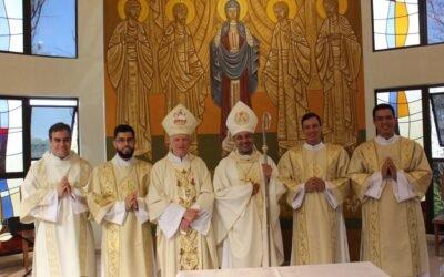 Novos padres para a Diocese