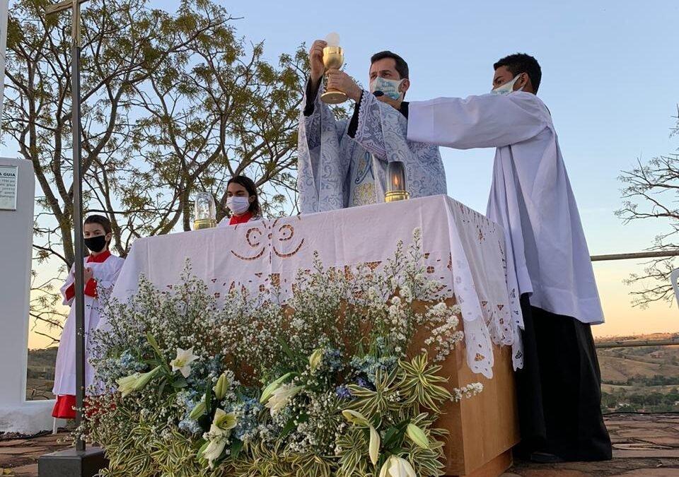 Paróquia de Paraúna celebra festa de Nossa Senhora da Guia