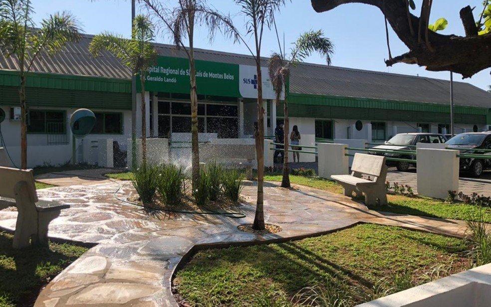 Hospital Regional de São Luís de Montes Belos está com 119 vagas abertas; veja cargos