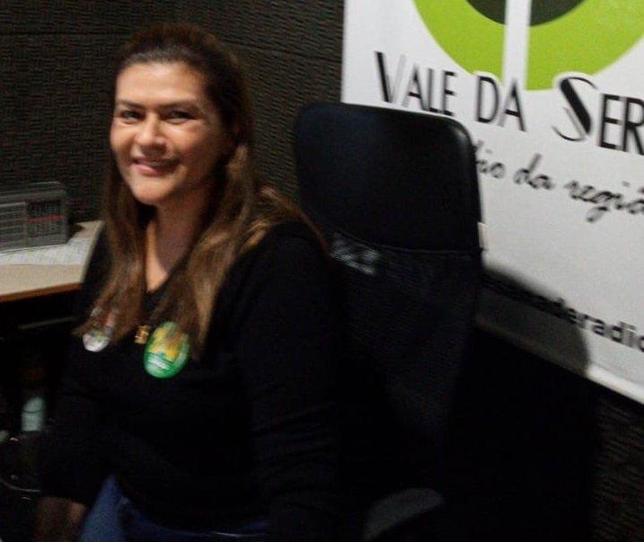 Mércia Tatico é a terceira candidata a prefeita de São Luís a falar ao Jornal RDR