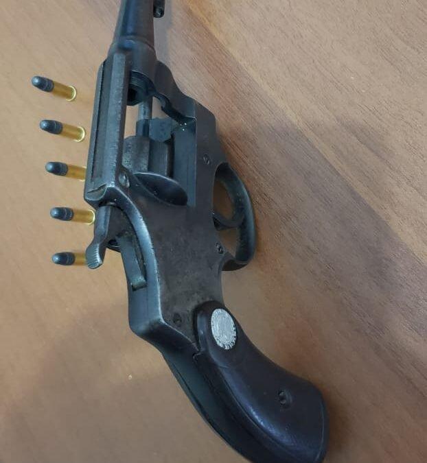 Iporá: Preso suspeito de atirar em mulher e abandoná-la ferida próximo do hospital