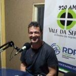 Primeiro colocado na votação para vereador em São Luís de Montes Belos fala à RDR
