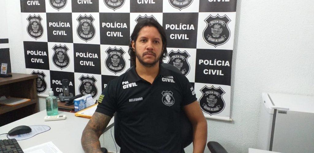 Delegado Ramon Queiroz que atuava em Iporá, foi transferido para Caiapônia