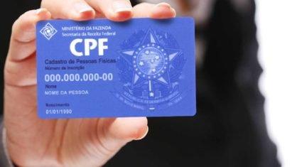 Câmara aprova Projeto que faz do CPF o novo RG
