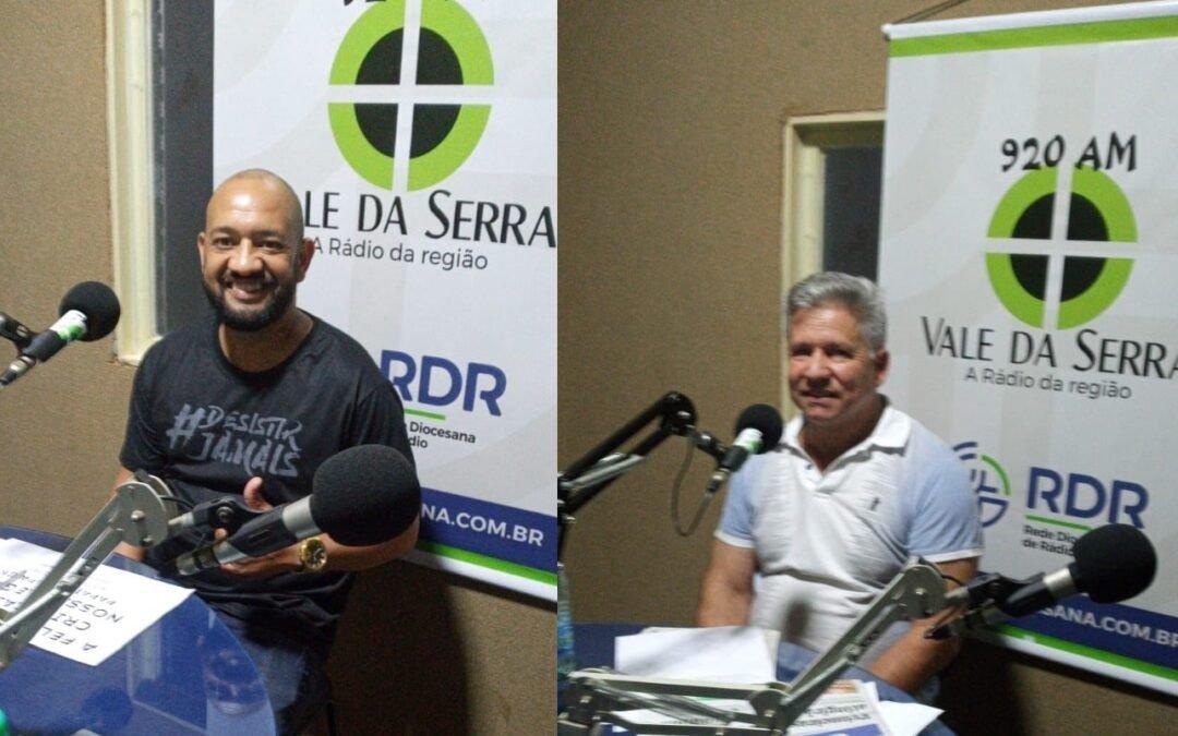Mais dois vereadores eleitos falam ao Jornal RDR