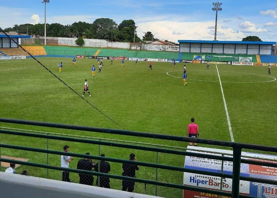 Iporá se mantém na elite do futebol Goiano