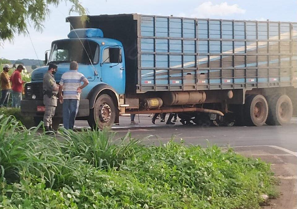 Trabalhador rural de 42 anos morre em acidente de trânsito em Iporá