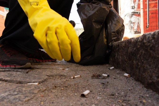 Prefeitura de São Luís de Montes Belos promove mutirão para limpar a cidade