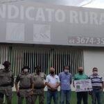 Patrulha Rural Georreferenciada de Goiás na região, tranquilidade aos produtores