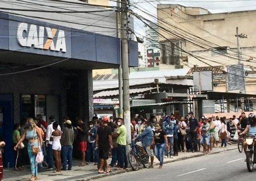 Atendimento bancário é cada vez pior em São Luís de Montes Belos