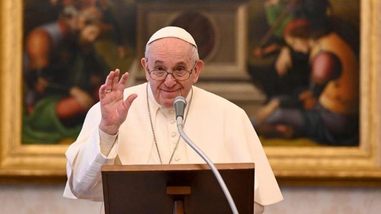 Mensagem do Papa Francisco para a Quaresma 2021