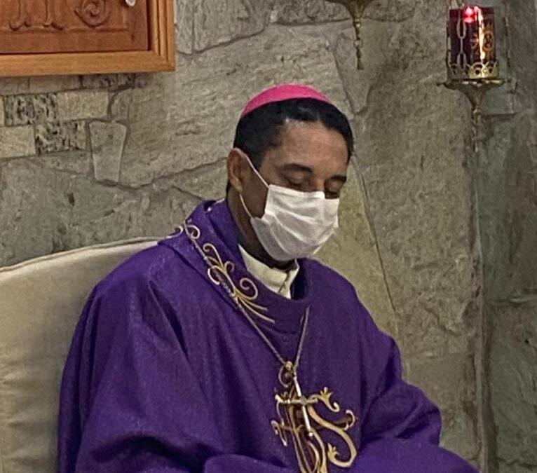 Dom Lindomar Rocha Bispo Diocesano se pronuncia sobre morte de colaborador