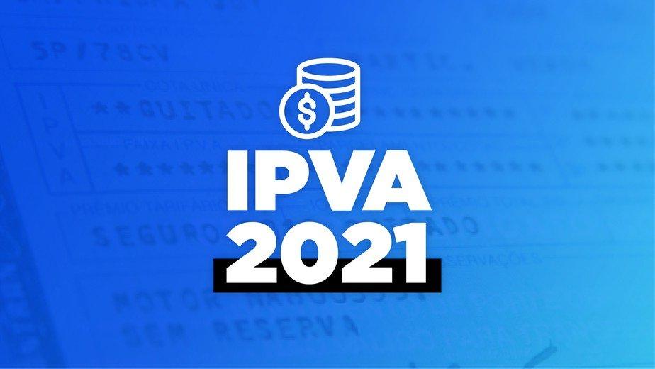 Governo de Goiás prorroga prazo para pagamento do IPVA 2021