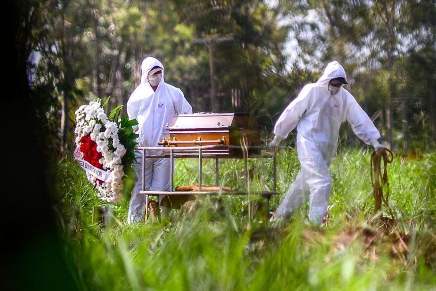 Goiás pode registrar mais mortes do que nascimentos em Abril