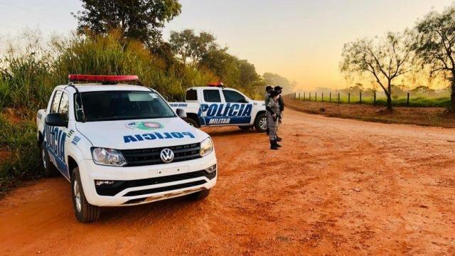 Com queda de 37% nos roubos em propriedades rurais, segurança no campo avança em Goiás