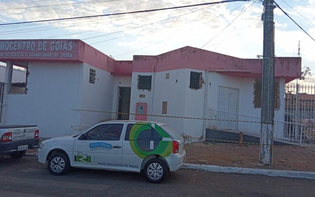 Coleta de Sangue – UCT de Iporá passa por reforma
