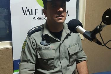Polícia Militar Rodoviária atua no combate à embriaguez ao volante