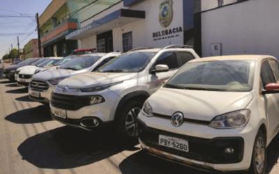 Polícia Civil apreende veículos clonados em São Luís de Montes Belos