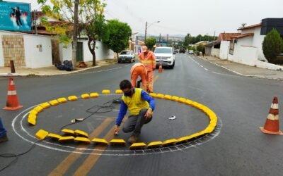 Mudança de Trânsito: Iniciada abertura de rua próximo a câmara municipal de Iporá
